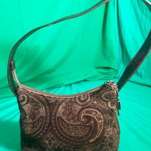 Fossil Small Tapestry Purse